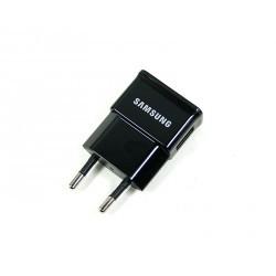 EP-TA20EBE Samsung USB Cestovní dobíječ Black (Bulk)
