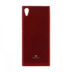 Mercury Jelly Case pro Sony G3121 Xperia XA1 Red