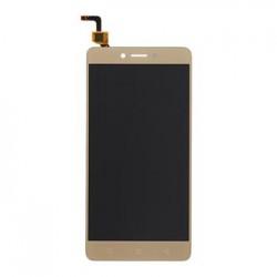 Lenovo K6 Note LCD Display + Dotyková Deska Gold