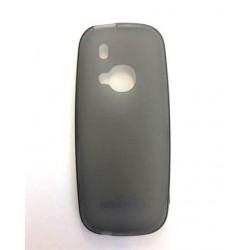 Kisswill TPU Pouzdro Black pro Nokia 3310 (2017)