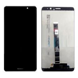 Huawei  Mate 9 LCD Display + Dotyková Deska + Přední Kryt Black