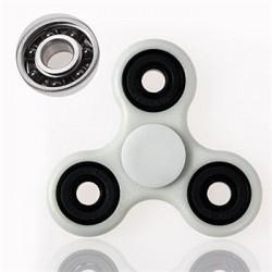 Fidget Spinner Silver