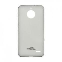 Kisswill TPU Pouzdro Black pro Motorola E4