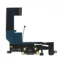 iPhone SE Flex Kabel vč. Dobíjecího a Audio Konektoru Black