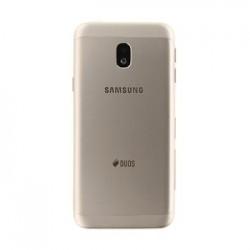 Samsung J330 Galaxy J3 2017 Kryt Baterie Gold