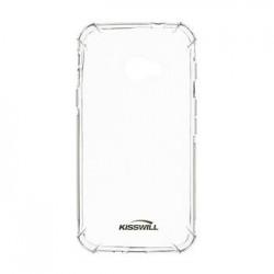Kisswill Shock TPU Pouzdro Transparent pro Samsung G390 Galaxy Xcover 4