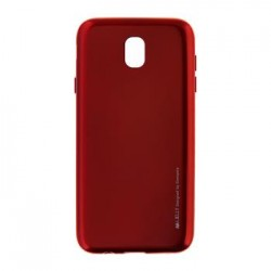 Mercury i-Jelly TPU Case pro Samsung J730 Galaxy J7 2017 Red