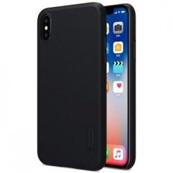Nillkin Super Frosted Zadní Kryt Black pro iPhone X
