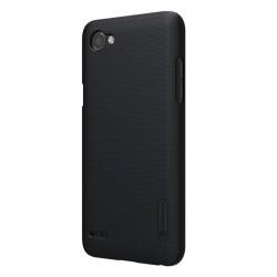 Nillkin Super Frosted Zadní Kryt Black pro LG Q6