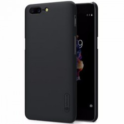 Nillkin Super Frosted Zadní Kryt Black pro OnePlus 5