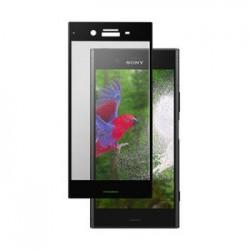 TMP2175CB RoxFit Sony Xperia XZ1 Tvrzené Sklo Clear/Black