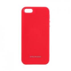 Molan Cano Jelly TPU Pouzdro pro Xiaomi Redmi Note 4 Global Hot Pink