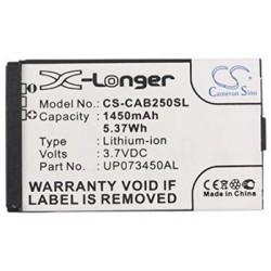 CS-CAB250SL Baterie 1450mAh Li-Pol pro CAT B25