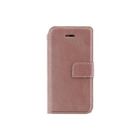 Molan Cano Issue Book Pouzdro pro Samsung A520 Galaxy A5 2017 Rose Gold