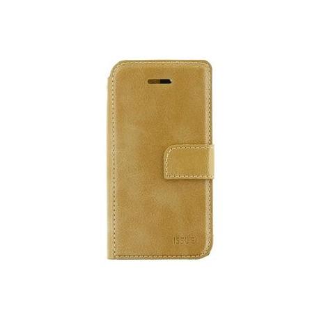 Molan Cano Issue Book Pouzdro pro iPhone 6/6S Gold