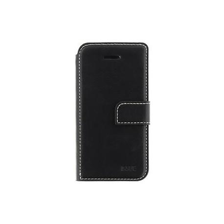 Molan Cano Issue Book Pouzdro pro iPhone 5/5S/SE Black