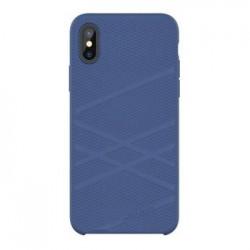 Nillkin Flex TPU Silikon Kryt Blue pro iPhone X