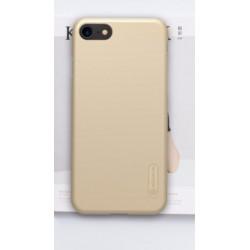 Nillkin Super Frosted Zadní Kryt Gold pro iPhone 8