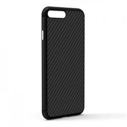 Nillkin Synthetic Fiber Ochranný Zadní Kryt Carbon Black pro iPhone 8 Plus