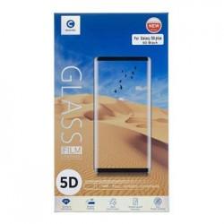 Mocolo 5D Tvrzené Sklo Black pro Samsung G955 Galaxy S8 Plus