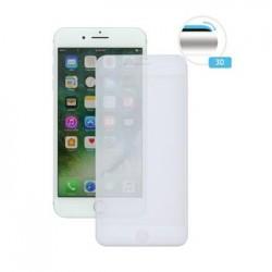 Tactical Tvrzené Sklo 3D White pro iPhone 8 Plus (EU Blister)