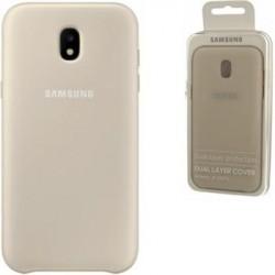 EF-PJ530CFE Samsung Dual Layer Cover Gold pro Galaxy J5 2017 (EU Blister)