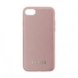 GUHCI8IGLRG Guess IriDescent TPU Pouzdro Rose Gold pro iPhone 7/8