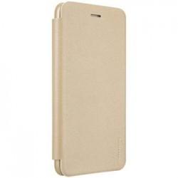 Nillkin Sparkle Folio Pouzdro Gold pro Xiaomi RedMi 5 Plus