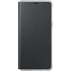EF-FA530PBE Samsung Neon Flip Pouzdro Black pro Galaxy A8 2018 (EU Blister)