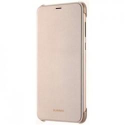 Huawei Original Folio Pouzdro Gold pro P Smart (EU Blister)