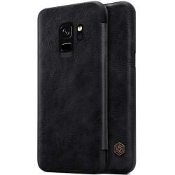 Nillkin Qin Book Pouzdro pro Samsung G960 Galaxy S9 Black