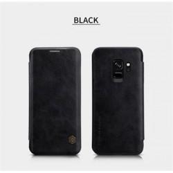 Nillkin Qin Book Pouzdro pro Samsung G965 Galaxy S9 Plus Black