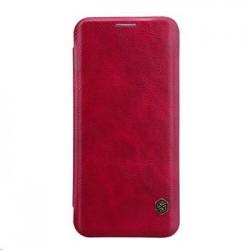 Nillkin Qin Book Pouzdro pro Samsung G965 Galaxy S9 Plus Red