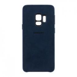 EF-XG960ALE Samsung Alcantara Cover Blue pro G960 Galaxy S9 (EU Blister)