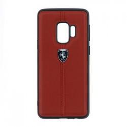 FEHDEHCS9RE Ferrari Heritage Hard Case Red pro Samsung G960 Galaxy S9