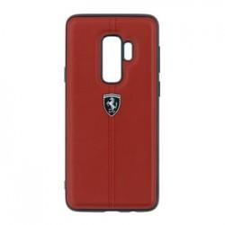 FEHDEHCS9LRE Ferrari Heritage Hard Case Red pro Samsung G965 Galaxy S9 Plus