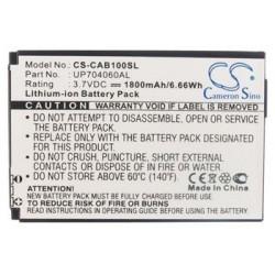 CS-CAB100SL Baterie 1800mAh Li-Pol pro CAT B10
