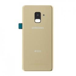 Samsung A530 Galaxy A8 2018 Kryt Baterie Gold (Service Pack)