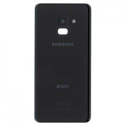 Samsung A530 Galaxy A8 2018 Kryt Baterie Black (Service Pack)