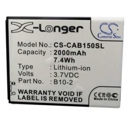 CS-CAB150SL Baterie 2000mAh Li-Pol pro CAT B15
