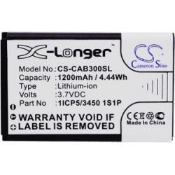 CS-CAB300SL Baterie 1200mAh Li-Pol pro CAT B30
