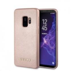 GUHCS9IGLRG Guess Iridescent Hard Case Rose Gold pro Samsung G960 Galaxy S9