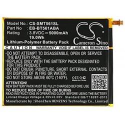 """CS-SMT561SL Baterie 5000mAh Li-Pol pro Samsung T561 Galaxy Tab E 9.6"""""""