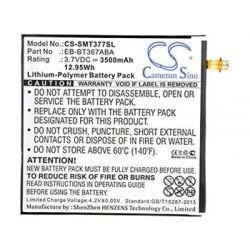 """CS-SMT377SL Baterie 3500mAh Li-Pol pro Samsung T377 Galaxy Tab E 8"""""""