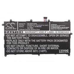 "CS-SGP730SL Baterie 6100mAh Li-Pol pro Samsung Galaxy 8.9"""