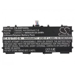 "CS-SGP520SL Baterie 6800mAh Li-Pol pro Samsung P5200 Galaxy Tab 3 10.1"""