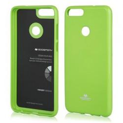 Mercury Jelly Case pro Huawei P Smart Lime