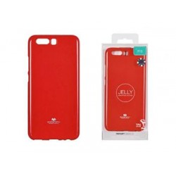 Mercury Jelly Case pro Huawei P Smart Red