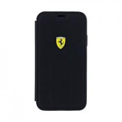 FESCODFLBKPXBK Ferrari Tyres Daphne Book Case Black pro iPhone X