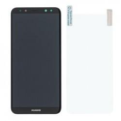 Huawei Mate 10 Lite LCD Display + Dotyková Deska + Přední Kryt Black (Service Pack)